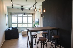 Residential Interior Design Services Singapore - Edge Field Plain